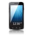 Realistic smartphone icon vector image