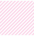pink bacolor striped fabric texture seamless vector image vector image