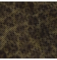 Colored mesh fabric vector image