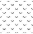 Military goggles pattern simple style vector image vector image