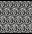 drawing halftone seamless pattern vector image