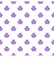 Easy armchair pattern cartoon style vector image vector image