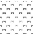 eye glasses pattern seamless vector image vector image