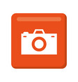 photography camera social media vector image