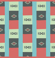 seamless pattern traditional african patchwork vector image vector image