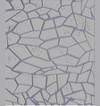 abstract stone wall grey texture vector image