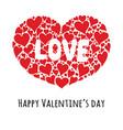 big love vector image vector image