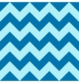 Pattern with blue zigzag on colorful background vector image vector image