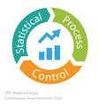 SPC tool icon vector image