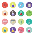 Set icon chemicals vector image vector image