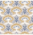french blu shabchic damask texture vector image vector image