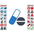 Medication Icon vector image
