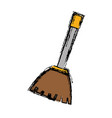broom icon image vector image vector image