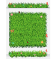 Green grass backgrounds vector | Price: 1 Credit (USD $1)
