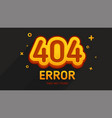 404 error game style vector image