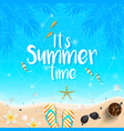 summer background 2018 8 vector image vector image