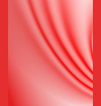 Gentle light red background vector image