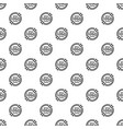 logo emblem pattern seamless vector image