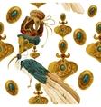 oriental sweets set vector image vector image