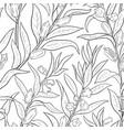 sesame pattern vector image