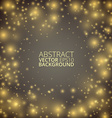 festive christmas background abstract vector image vector image