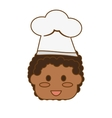 Kid with chef hat