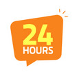24hrs icon banner 24 hours