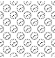 Clock pattern seamless vector image vector image
