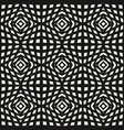 Geometric checkered pattern seamless texture