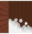 bubbles wood material wallpaper background icon vector image