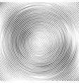 spiral background helix and scroll isolated vector image vector image