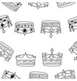 Various crown pattern style collection