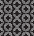 geometric classic seamless pattern vector image vector image
