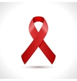 World AIDS Day Ribbon Icon design AIDS Hope vector image