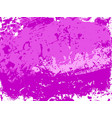 background with purple grunge texture vector image