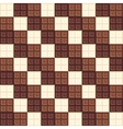 Chocolate bars seamless pattern vector image vector image