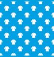 raglan tshirt pattern seamless blue vector image vector image