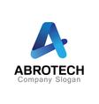 Abrotech Design vector image