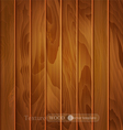 brown wooden planks vector image vector image