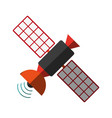 telecommunication icon image vector image vector image