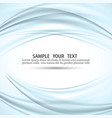 blue background vector image vector image