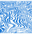 monochrome suminagashi abstract background vector image vector image