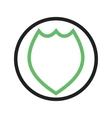 Police Badge II vector image