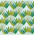 rainforest decorative wallpaper ornament vector image