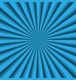 sunburst starburst background converging lines vector image