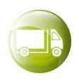 truck icon symbol design vector image vector image