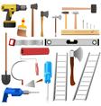 items for repair vector image