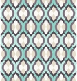seamless Moroccan pattern vector image vector image