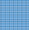 kitchen towel texture on blue vector image vector image