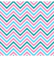Cute tribal zig zag seamless pattern vector image vector image